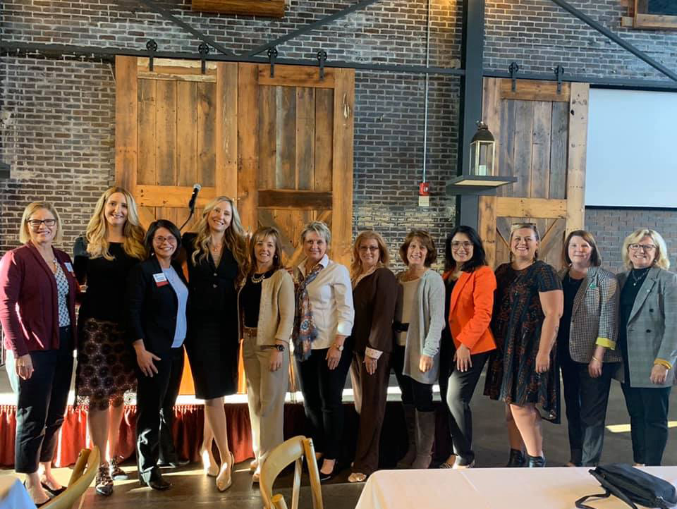 NAWBO Iowa Board of Directors with Ursula Mentjes