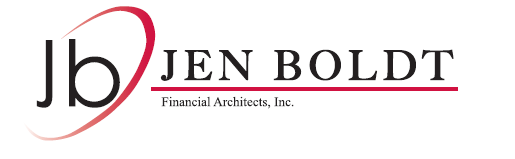 JEN BOLDT, Financial Architects